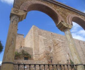 Delar av den gamla kyrkan