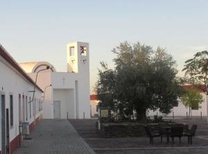 Kyrkan med det melodiska klockspelet