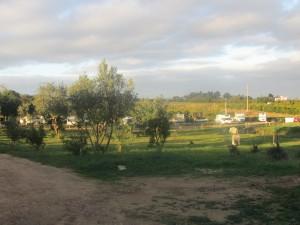 Ett par bilder på campingen