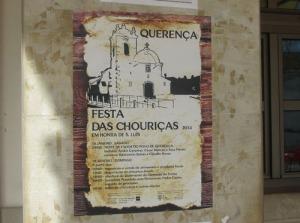 Affischer annonserade morgondagens händelser